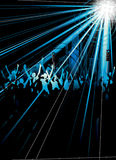 Party in the city Royalty Free Stock Photography