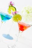 Party Cocktails Stock Images
