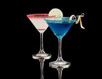 Party Cocktails Royalty Free Stock Images