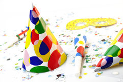 Party color Royalty Free Stock Image