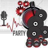 Party concept stock photos