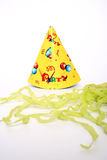 Party cone Stock Images