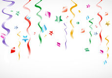 Party Confetti Background Royalty Free Stock Images