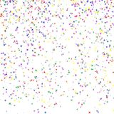 Party confetti Royalty Free Stock Photography