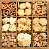 Party cookies Stock Images