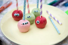 Party cookies, sweets for children Stock Images