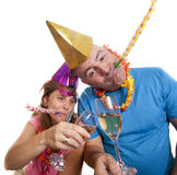 Party 2012 Royalty Free Stock Photo