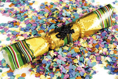 Party Cracker Royalty Free Stock Photography