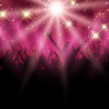 Party crowd background Stock Photos