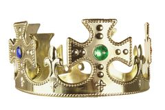 Party Crown Royalty Free Stock Photography