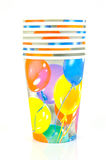 Party Cups Royalty Free Stock Photography