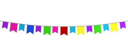 Party a decoração Imagem de Stock Royalty Free
