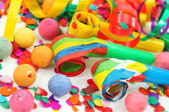 Party decoration Royalty Free Stock Photos
