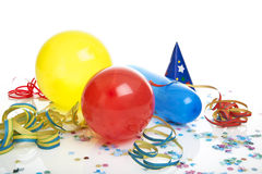 Party decoration Stock Photos