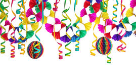 Party decoration Stock Image