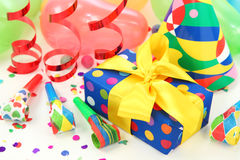 Party decoration Stock Images