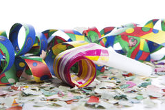 Party decoration for birthdays Stock Photo