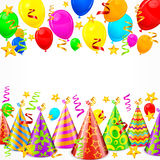 Party decorations Royalty Free Stock Image
