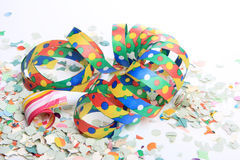 Party decorations Stock Images