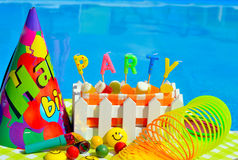 Party decorations Stock Photography