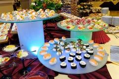 Party Deli Menu Royalty Free Stock Photos