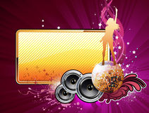 Party design Stock Images