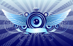 Party design Royalty Free Stock Images