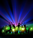 Party Design Illustration Stock Photo