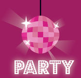 Party design Royalty Free Stock Photos