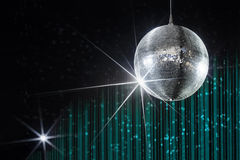 Party disco ball royalty free stock image