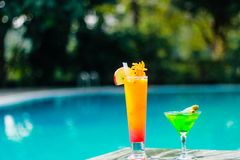 Party on . Drink, live, swim.Nepal royalty free stock photography