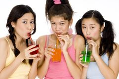 Party Drinks stock photography