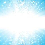 Party el fondo del espacio de la copia de las estrellas Fotografía de archivo libre de regalías