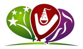 Party Event Service. Logo Design Template Vector Stock Photos