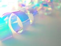 Party-Farbbänder Lizenzfreies Stockfoto