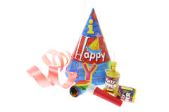 Party Favors and Ribbon Royalty Free Stock Photos