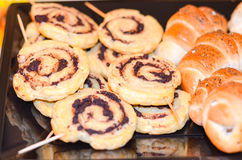 Party food Stock Photography