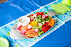 Party Food Royalty Free Stock Image