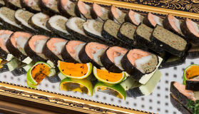 Party food platter Stock Photography