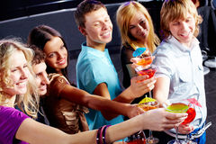 Party fun Stock Photos
