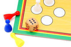 Party game. Royalty Free Stock Photos