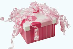 Party gift Stock Photo