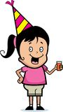 Party Girl Royalty Free Stock Photos