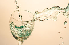 Party glass aclohol cocktail Stock Image