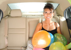 Party On The Go 40 Royalty Free Stock Image