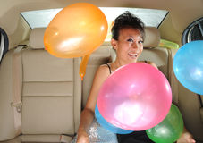 Party On The Go  Royalty Free Stock Images