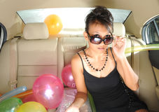 Party On The Go  Royalty Free Stock Image