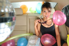 Party On The Go royalty free stock photos