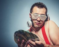 Party guy Royalty Free Stock Image