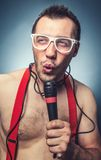Party guy Stock Images